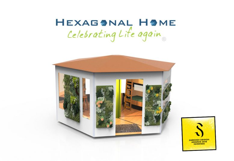 Hexagonal Home