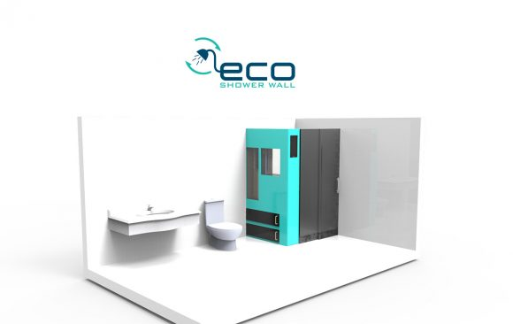 Eco Shower Wall